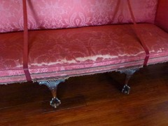 the red room sofas