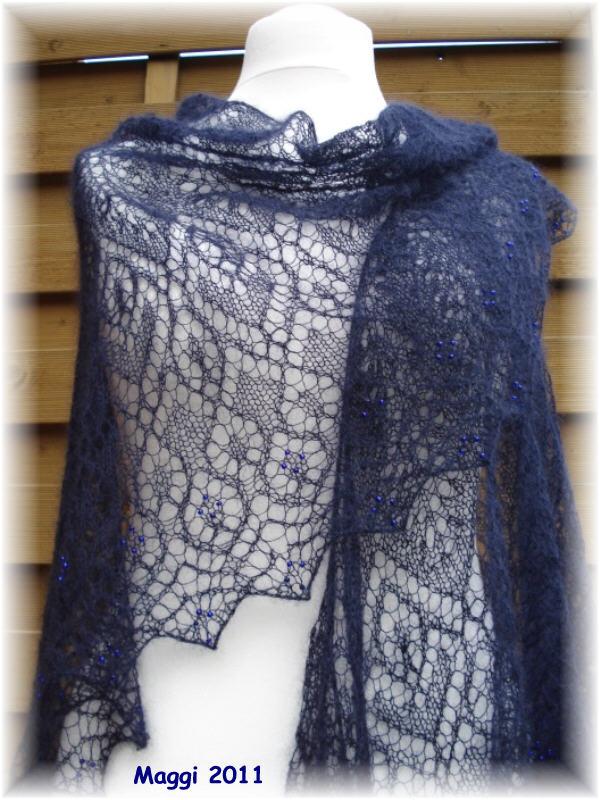 Шаль Мое сокровище / shawl