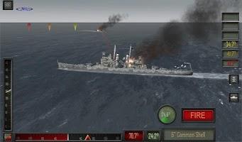 Screenshot of Pacific Fleet