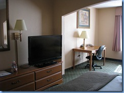 8530 Best Western PLUS Rocket City Inn and Suites, Huntsville, Alabama - our room