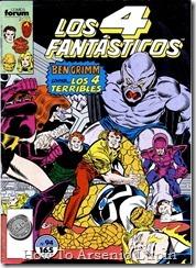P00095 - Los 4 Fantásticos v1 #94