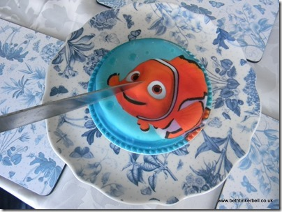 Baker Days Finding Nemo Design Your Own Cake
