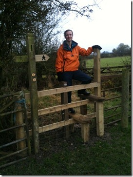 A Stile Where A Stile Hasn't Been Before