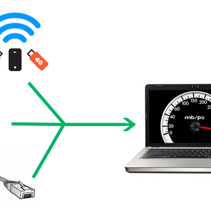 How to Combine Multiple Internet Connections to Increase Download Speed