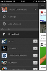 iOS new Google YouTube app