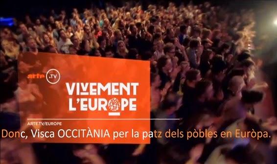 Culture e Euròpa animacion espectacle 2