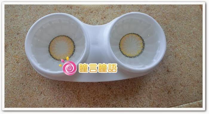 韓國NEO隱形眼鏡-幸運四色蜜糖1