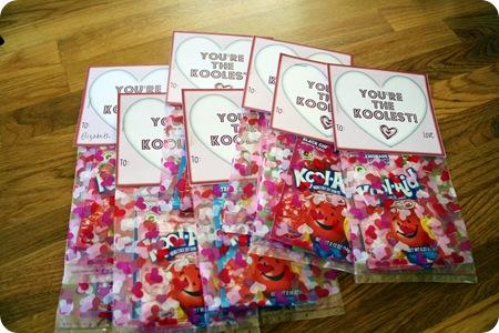 Kool-Aid Valentines