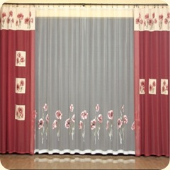 cortina-riel