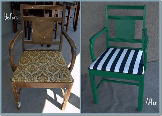 friday feature chair before and after from life on 4th avenue blog