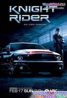 Hiệp Sĩ Tốc Độ - Knight Rider