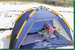 Catlin tent