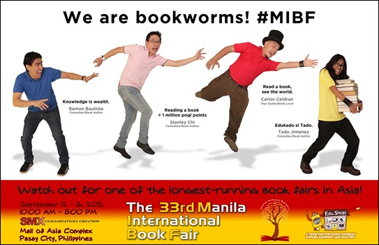 MIBF Bookworms
