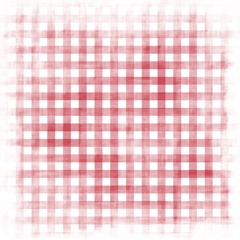 red gingham sample
