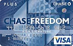 Chase Freedom Plus