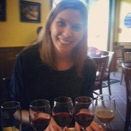 Chocolate Lovers Wine Flight - Yum!