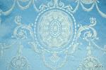 kolor: 08 35% bawełna, 65% bamberg gramatura 290 gr, szerokość 140 cm, raport 74 cm wytrzymałość: 15 000 Martindale Przepis konserwacji: czyścić chemicznie Przeznaczenie: tkanina obiciowa