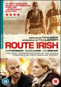 Route Irish - Poster