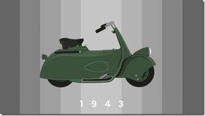 Vespalogy 1943
