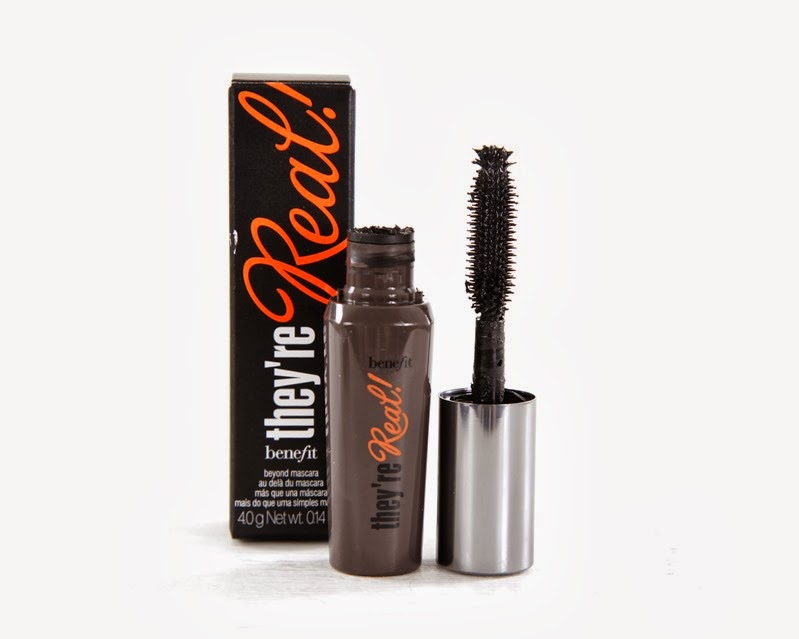 benefit they're real mascara review 2