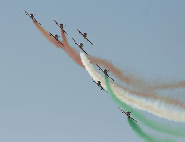 Surya Kiran, Indian Air Force [IAF] Aerobatics Team