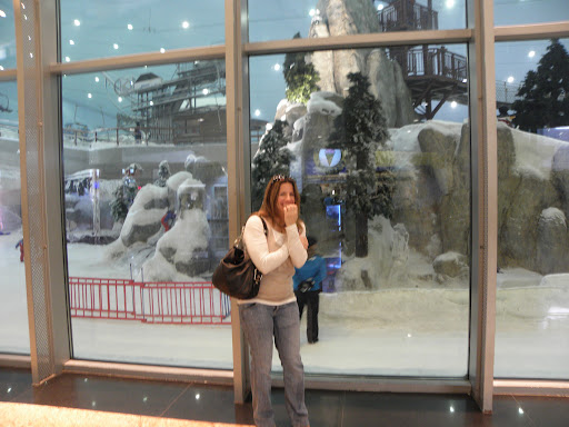 resort in Emirates Mall