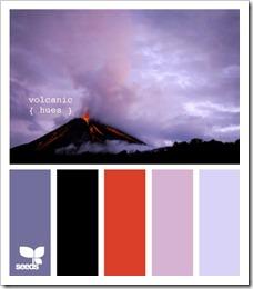 vocanic hues