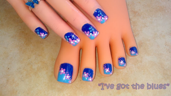 Toe Nail Design 1264 Nail And Toe Designs