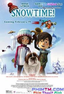 Kỳ Nghỉ Đông Vui Vẻ - Snowtime Tập HD 1080p Full