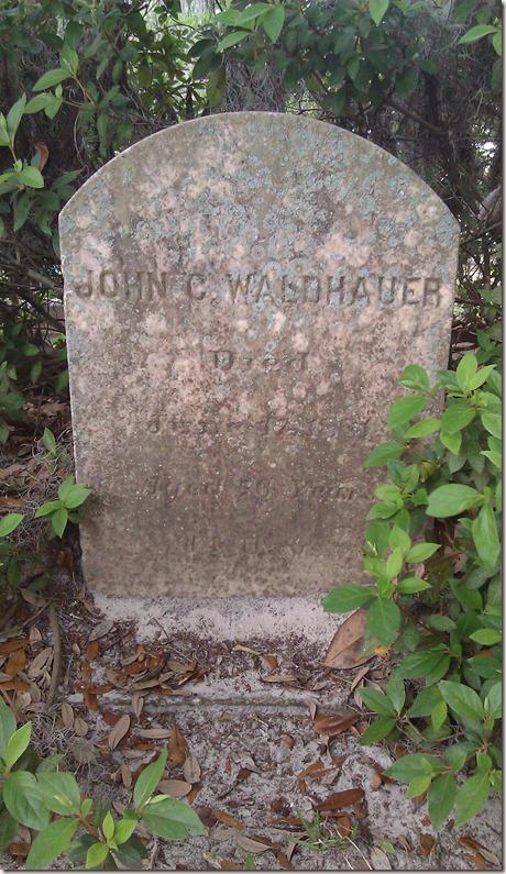 Waldhauer John C