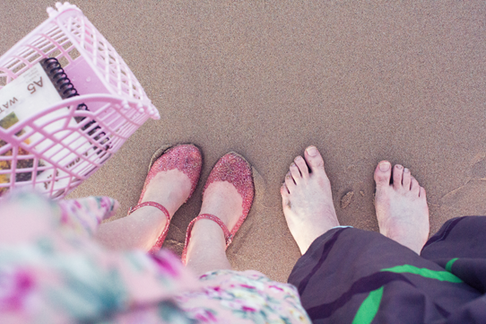 My Mister & I at Merry Beach | Lavender & Twill