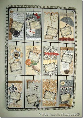 Susan's 2013 calendar