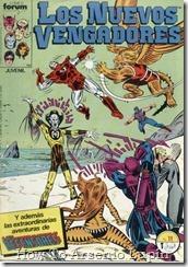 P00011 - Los Nuevos Vengadores #11