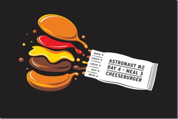 Camiseta-Glenz-Comida-Astronauta