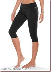 Victoria's Secret Runner Capri