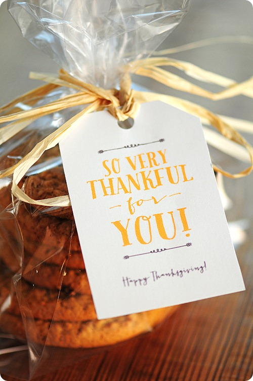 thankful fall printable tags