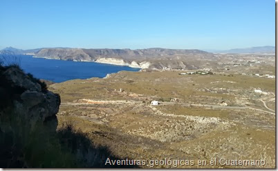 Vista hacia el Cabo