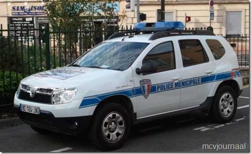 Dacia Duster Politie 01
