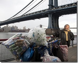 |  courtesy Shorts International<br />New Yorkers find treasure in the trash in