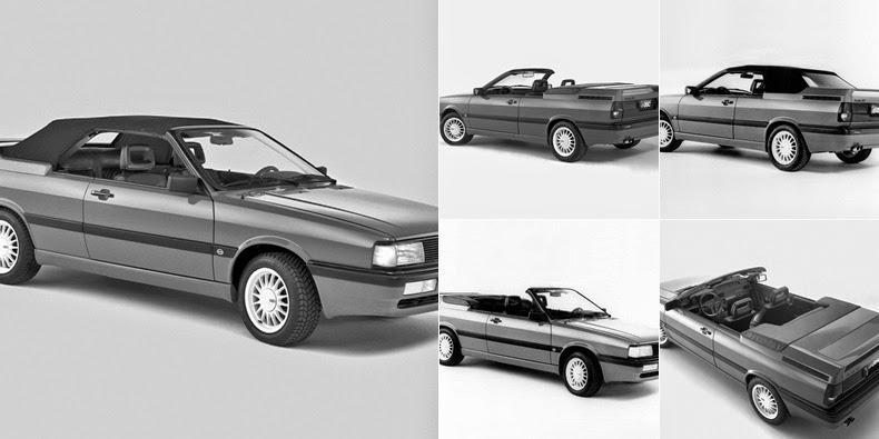 View Audi GT Cabriolet Concept (1986)