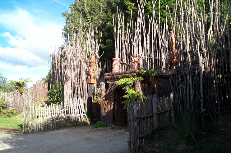 12-220-Tamiki Maori Village