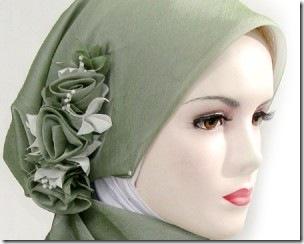Hiasan Model-Model Jilbab