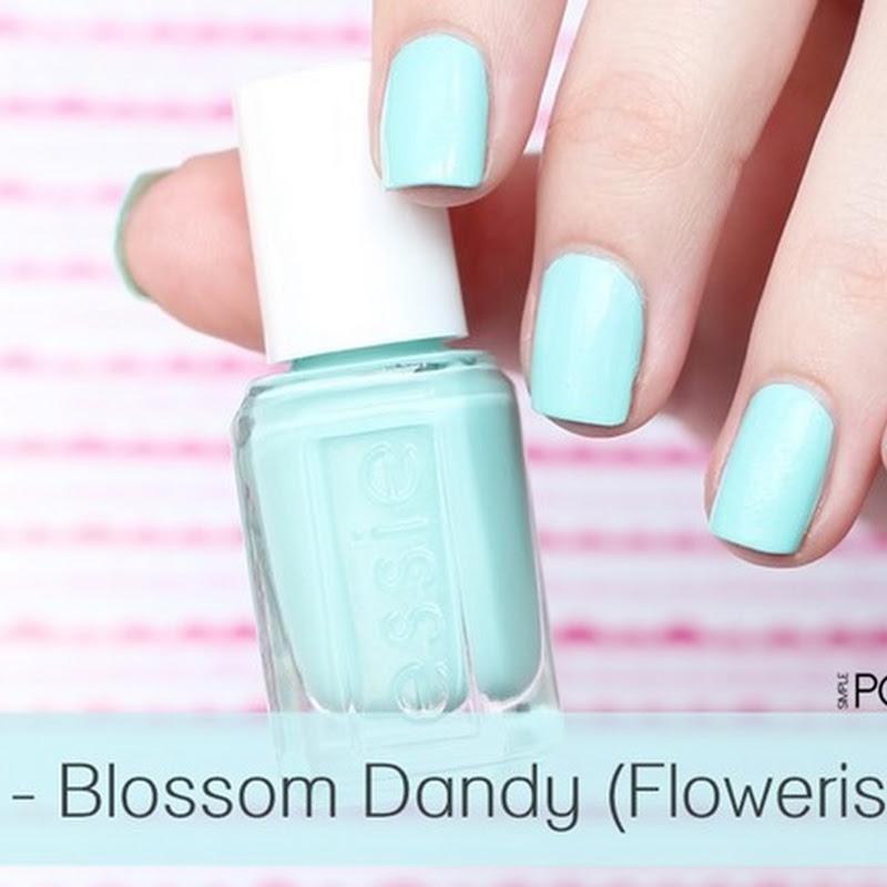 [Swatch] Essie–Blossom Dandy (Flowerista LE)