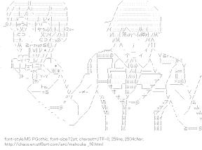 [AA]Kitayama Shizuku & Shiba Tatsuya (The Irregular at Magic High School)