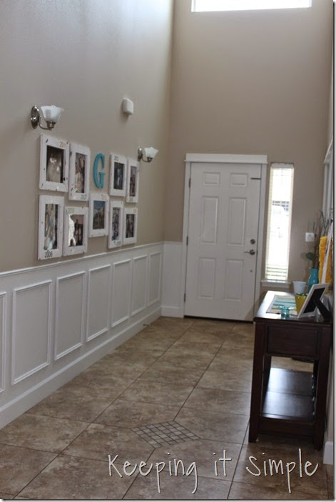 DIY Gallery Wall With Old Family Pictures (25)