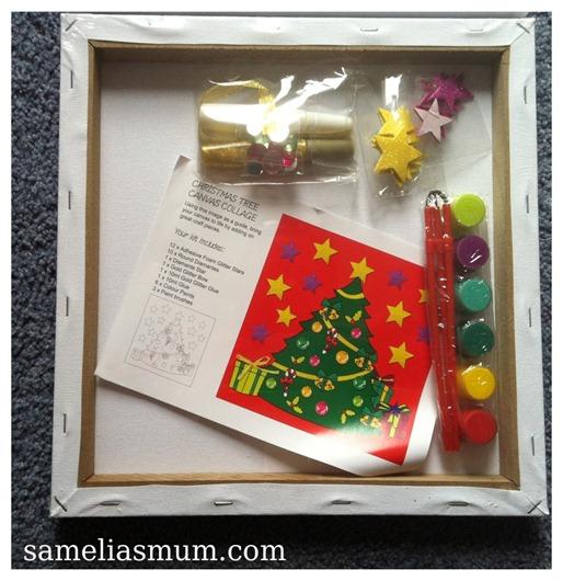 Christmas Painting Kit
