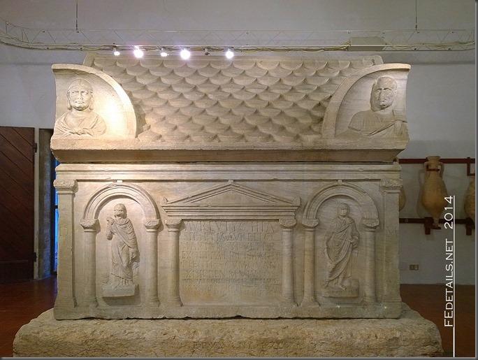 Invasione Digitale del Lapidario Civico di Ferrara, foto3