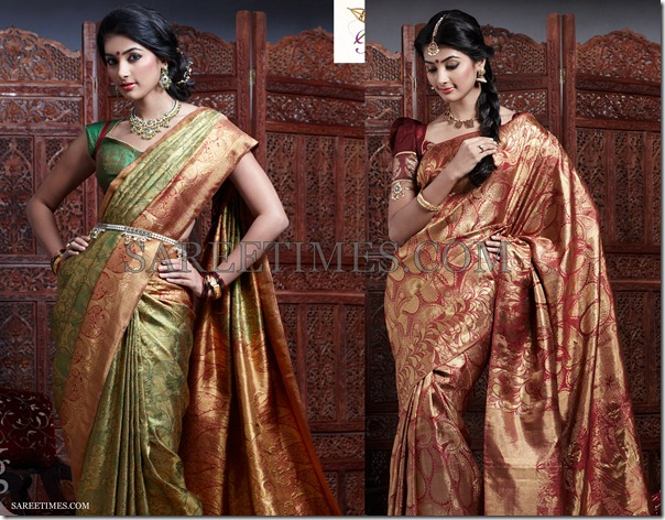 Pooja_Hegde_Traditional_Sarees