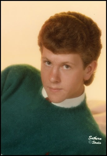 1987-Mark Senior Pic