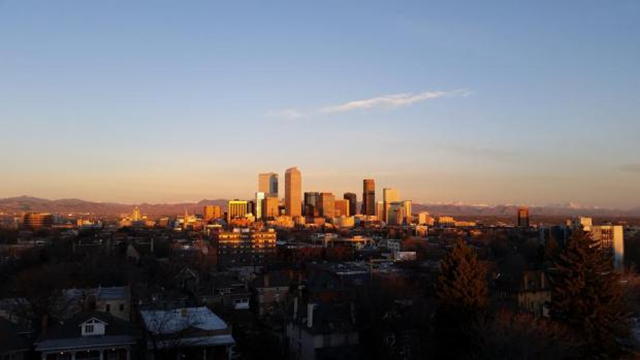On 16 March 2015, the city of Denver, Colorado had its earliest 80°F temperature since the climate record began in 1872. Photo: Tomas Anderson
